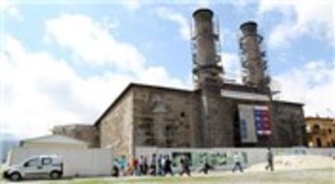 Erzurum'daki Çifte Minareli Medrese, vakıf eserleri müzesi oluyor