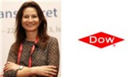 Gülçin Berkel Erem, Dow'da yeni görevine başladı