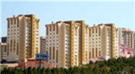 TOKİ Antalya'da arsa satışı karşılığı gelir paylaşımı yapacak