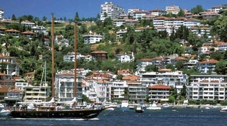 İstanbul Bebek'te 1.5 milyon liraya daire satılıyor