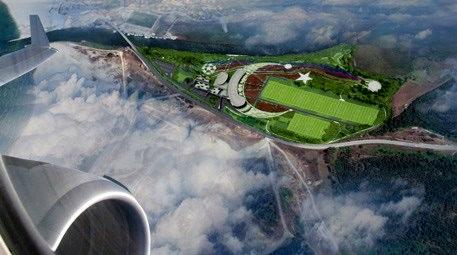 TFF Riva Tesisleri Çevre Düzenleme Projesi hizmete açıldı