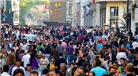 Türkiye İstatistik Kurumu, 'Avrupa'nın en genç ülkesi Türkiye'
