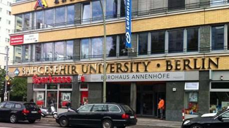 Bahçeşehir, Almanya'daki ilk Türk üniversitesi oldu