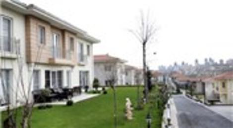 Başakşehir Günışığı Sitesi'nde icradan satılık 3 villa!