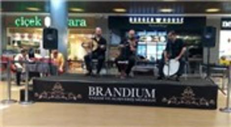 Brandium Yaşam ve Alışveriş Merkezi'nde Ramazan etkinliği