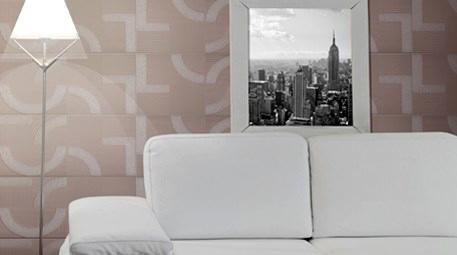 Ege Seramik New York serisi, modern yaşam alanı vaat ediyor