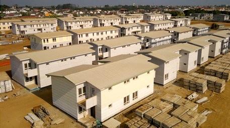 Steelife'ın modül evleri bir günde kuruluyor