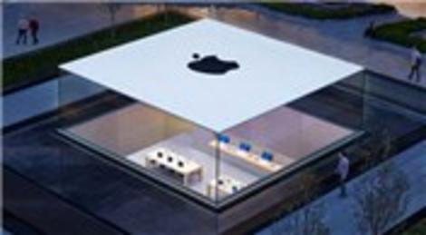 Apple Akasya Acıbadem'deki mağazası için düğmeye bastı