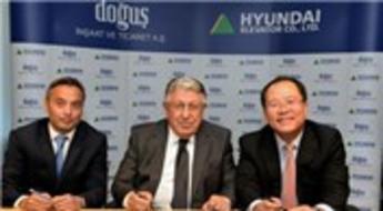 Üsküdar Çekmeköy metrosunda Hyundai ürünleri kullanılacak