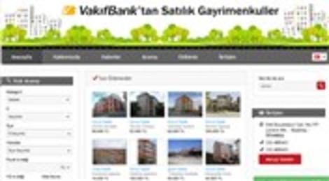 VakıfBank'tan e-ihale sistemiyle gayrimenkul satışı