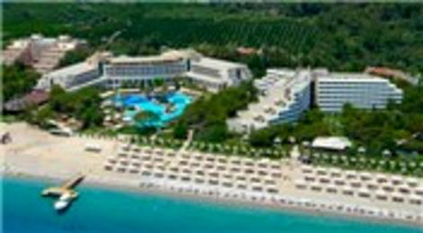 Rixos Grubu Fiba'ya otel sattı