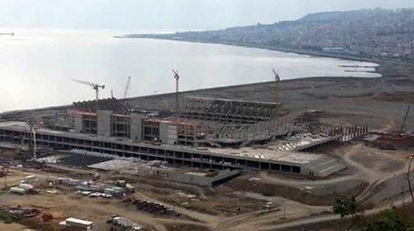 Trabzon Akyazı Stadyumu erken bitecek