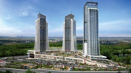 Ankara West Gate Residence 190 bin liradan başlıyor!