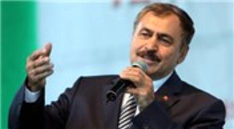 Veysel Eroğlu 'İstanbul'da su sıkıntısı yok'