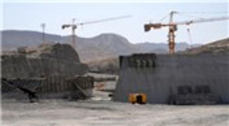 Ilısu Barajı gelecek yıl su tutmaya başlayacak