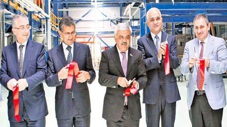 Petkim'in 5 ayda inşa ettiği plastik işleme fabrikası açıldı