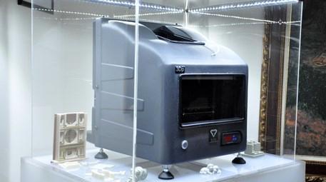 3D printerlar evlere giriyor