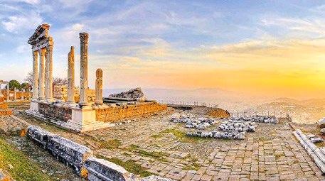 Bergama hak ettiği değere kavuştu, sıra Efes'te!