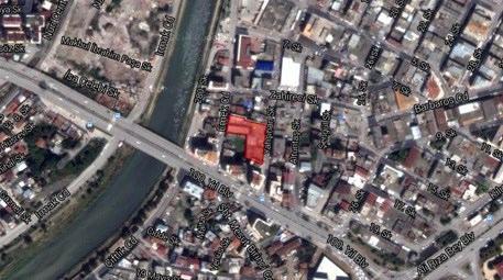Samsun Canik'te 3.7 milyon liraya satılık fabrika ve müştemilatı