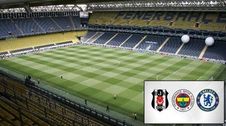 Dev kulüpler Soma için Şükrü Saraçoğlu Stadı'nda buluşacak