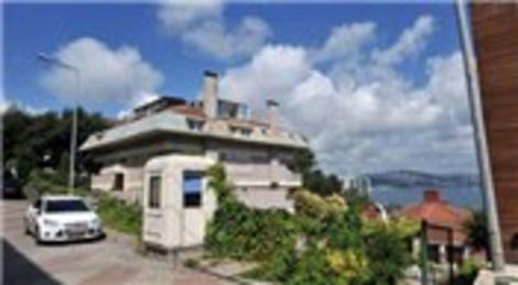 Erol Aksoy'un Tarabya'daki evi satıldı