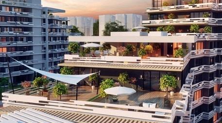 W Roof Kurtköy kusursuz bir yaşam alanı için tasarlandı