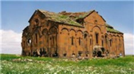 Ani Ören Yeri'nde kazı ve restorasyon sürüyor