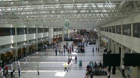 Antalya Havalimanı rekor kırdı