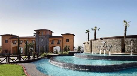 Toskana Vadisi'ndeki tek katlı villalarda yaşamak 530 bin dolar!