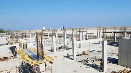 Ordu-Giresun Havalimanı inşaatında son durum!