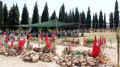 """Şehit madenciler için """"anıt mezar"""" yapılacak"""