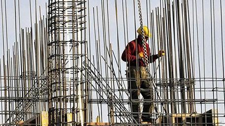 Bina inşaat maliyeti ikinci çeyrekte yüzde 1.7 arttı