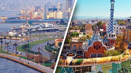 İzmir aranan kent oldu, Barcelona'yı geride bıraktı