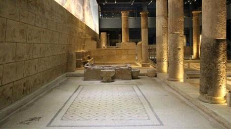 Tarih kokan 3 şehirde mozaik müzeler turizmi hareketlendirecek