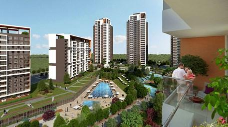 Uydu kentteki bu proje 4 bin 300 kişinin yeni evi olacak