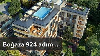 İstanbul'un tam kalbinde son 15 daire