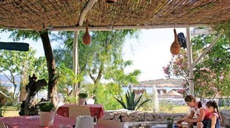 Bu 'köy'de tatil sadece 200 lira!