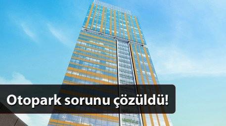 İstanbul'un o akıllı binasında yaşam başladı! Finans merkezi...