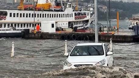 Dikkat! İstanbul'da şiddetli yağış ve fırtına…