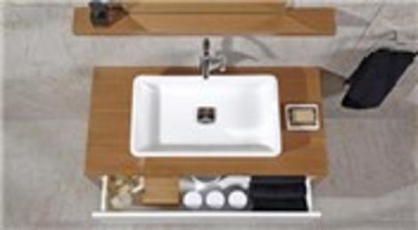 Kale Nordic serisi ile banyolarda doğaya dönüş hissi...