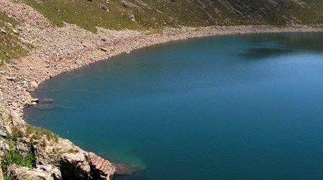 Aygır Gölü'ne yapılacak olan tesis turizme katkı sağlayacak