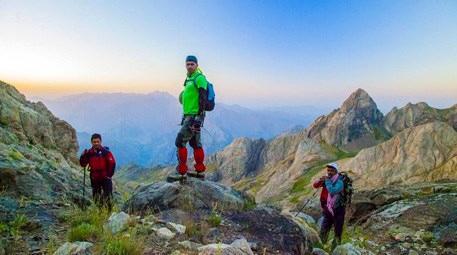 Çözüm süreciyle birlikte Reşko dağcıların gözdesi oldu