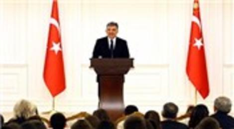 Abdullah Gül'den sosyal projelere büyük destek!