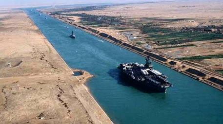 Süveyş Kanalı'na paralel bir kanal daha geliyor
