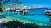 Kleopatra Plajı'nı gören arsa satışa çıktı!