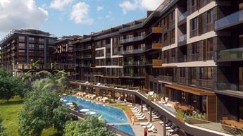 Boğaz gören evlerde, 48 bin lira kira garantide!