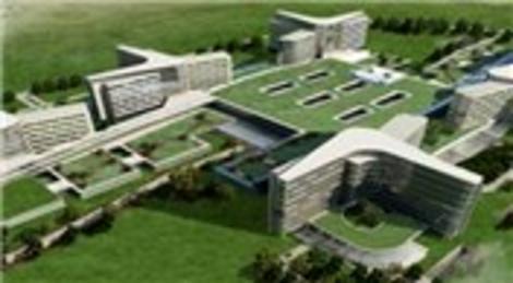 Bursa Şehir Hastanesi projesi durduruldu mu?