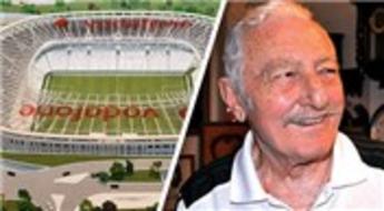 Beşiktaş'ın efsane başkanının ismi yaşatılacak!