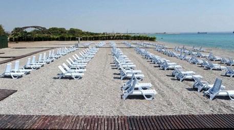 Kadınlar plajı cumartesi günü açılıyor! Yeri...