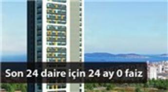 Ağustos'ta teslim edilecek Çukurova Tower'da çifte bayram